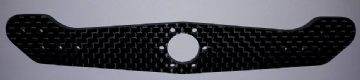 8mm HUB 3/3.5/4/4.5in Carbon Double Offset Rudder Arm